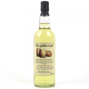 Glen Grant 1993 The Golden Cask 11 Year Old