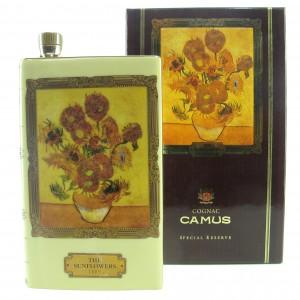 Camus Special Reserve / Van Gogh Sunflowers Decanter