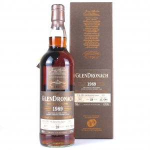 Glendronach 1989 Single Cask 28 Year Old #5476