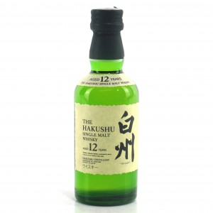 Hakushu 12 Year Old Miniature 5cl