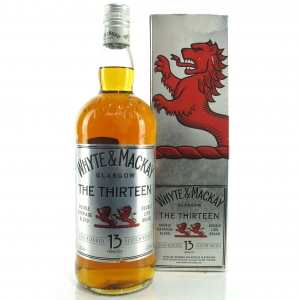 Whyte and Mackay 13 Year Old 1 Litre