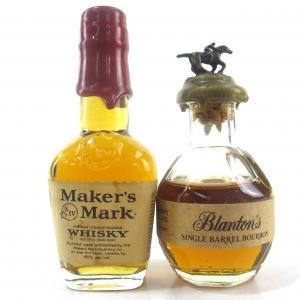 Bourbon Miniature Selection 2 x 5cl