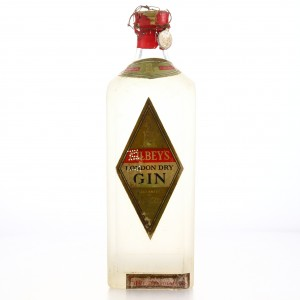 Gilbey's London Dry Gin 1950s