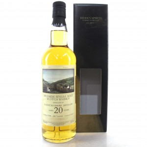 Glentauchers 1996 Hidden Spirits 20 Year Old