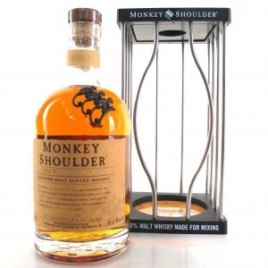 Monkey Shoulder Caged Edition