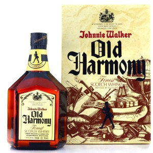 Johnnie Walker Old Harmony 75cl