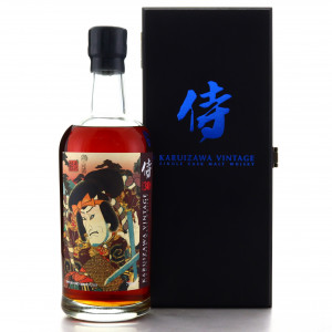 Karuizawa 1984 Single Sherry Cask 30 Year Old #7857 / Samurai