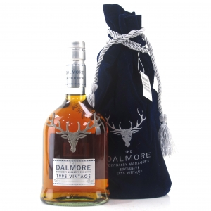 Dalmore 1995 Vintage Distillery Manager's Exclusive