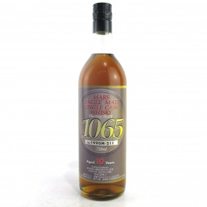 Shinshu Mars 1990 Single Cask 10 Year Old 72cl #1065