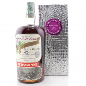Strathmill 1962 Silver Seal 42 Year Old 1.5 Litre / One of 30 Bottles