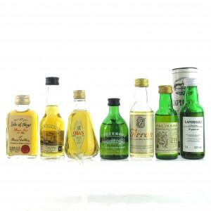 Scotch Whisky Selection 7 x Miniature
