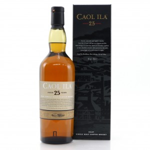Caol Ila 25 Year Old Limited Batch / Flora and Fauna