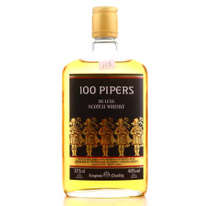 100 Pipers 37.5cl
