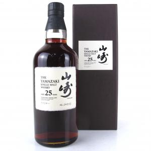 Yamazaki 25 Year Old