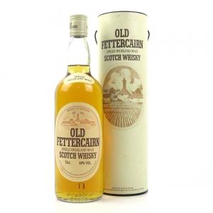 Old Fettercairn Scotch Whisky 1980s