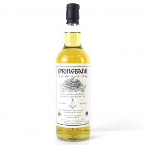Springbank 1999 Private Cask