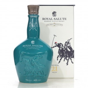 Chivas Royal Salute 21 Year Old / Polo Collection