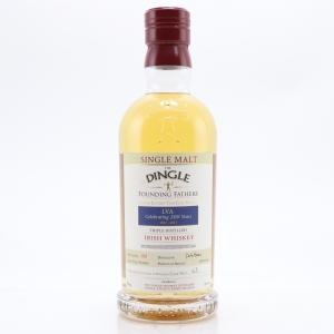 Dingle Irish Single Malt Founding Fathers / LVA Bicentenary