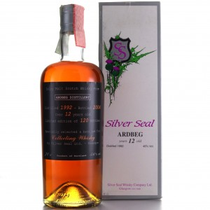 Ardbeg 1992 Silver Seal 12 Year Old / Collecting Whisky