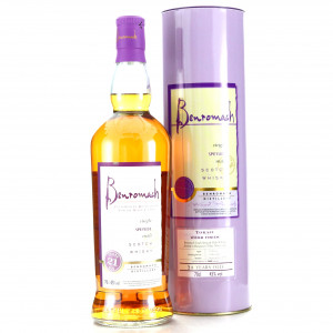 Benromach 21 Year Old Tokaji Wood Finish