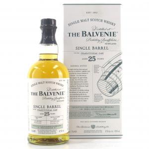 Balvenie 1988 25 Year Old Single Barrel