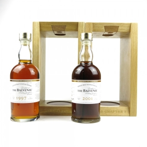 Balvenie 1997 and 2001 DCS Compendium Chapter #2 / 2x70cl