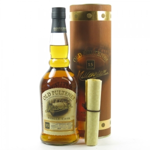 Old Pulteney Millennium Single Cask 15 Year Old