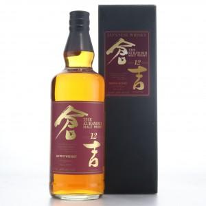 Kurayoshi 12 Year Old Malt Whisky 75cl / US Import