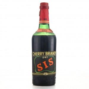 Sis Cherry Brandy 1950s