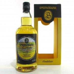 Springbank 2006 Local Barley 11 Year Old