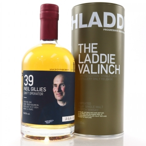 Bruichladdich 2004 Neil Gillies Valinch 14 Year Old / Fresh Bourbon