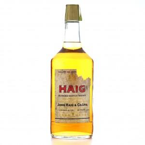 Haig's Scotch Whisky 40 OZS 1970s