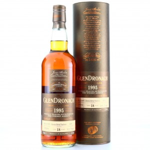 Glendronach 1995 Single Cask 18 Year Old #4408 / The Whisky Agency