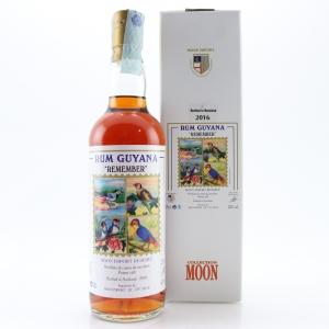 Guyana 'Remember' Moon Import Reserve Rum