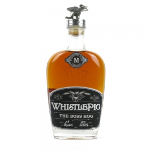 Whistlepig 13 Year Old Single Barrel Rye / The Boss Hog