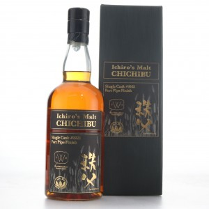 Chichibu 2009 Ichiro's Malt Port Pipe Single Cask #1921 / The Whisky House