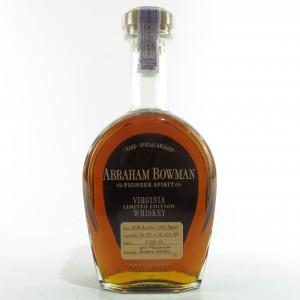 Abraham Bowman 1997/1999 Last Millennium Bourbon