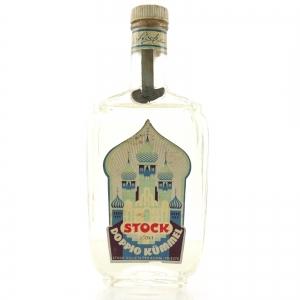 Stock Doppio Kummel 1950s