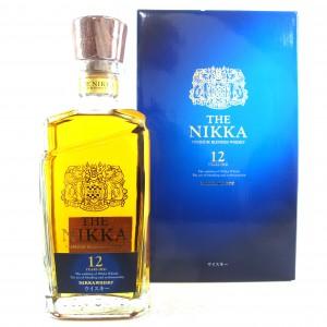 Nikka 12 Year Old Premium Blend