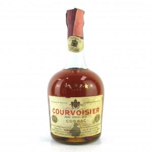 Courvoisier 3 Star Luxe Cognac 1970s
