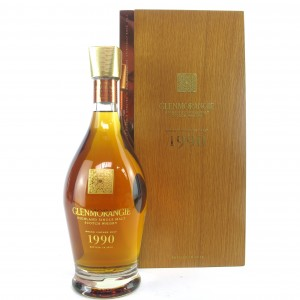 Glenmorangie 1990 Grand Vintage / Bond House Release No.1