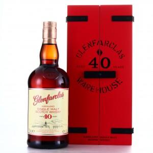 Glenfarclas 40 Year Old / Warehouse Box