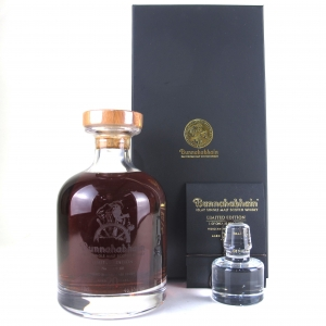Bunnahabhain 20 Year Old Limited Edition Decanter