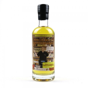 Littlemill That Boutique-y Whisky Company Batch #1