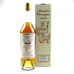 Littlemill 1990 Alambic Classique 24 Year Old