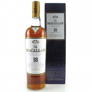 Macallan 1996 18 Year Old 75cl / US Import