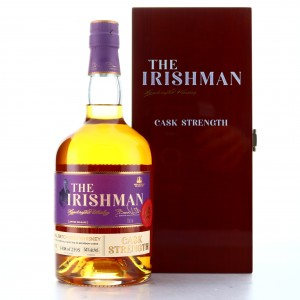 The Irishman Cask Strength 2015