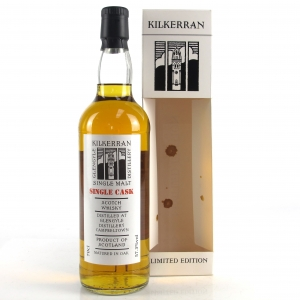Kilkerran 2006 Single Cask / Calvados Cask