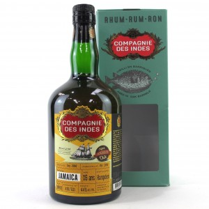 Hampden 2000 Compagnie Des Indes 16 Year Old Jamaica Rum
