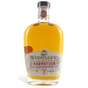 Whistlepig Farmstock Rye Whiskey Batch #1